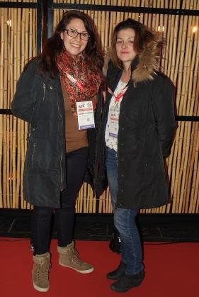 Camille Milon & Noémie Chamard Trivalis
